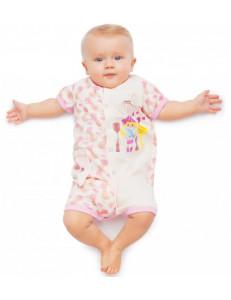 """Песочник для малышей розового цвета """"Римские каникулы"""""""